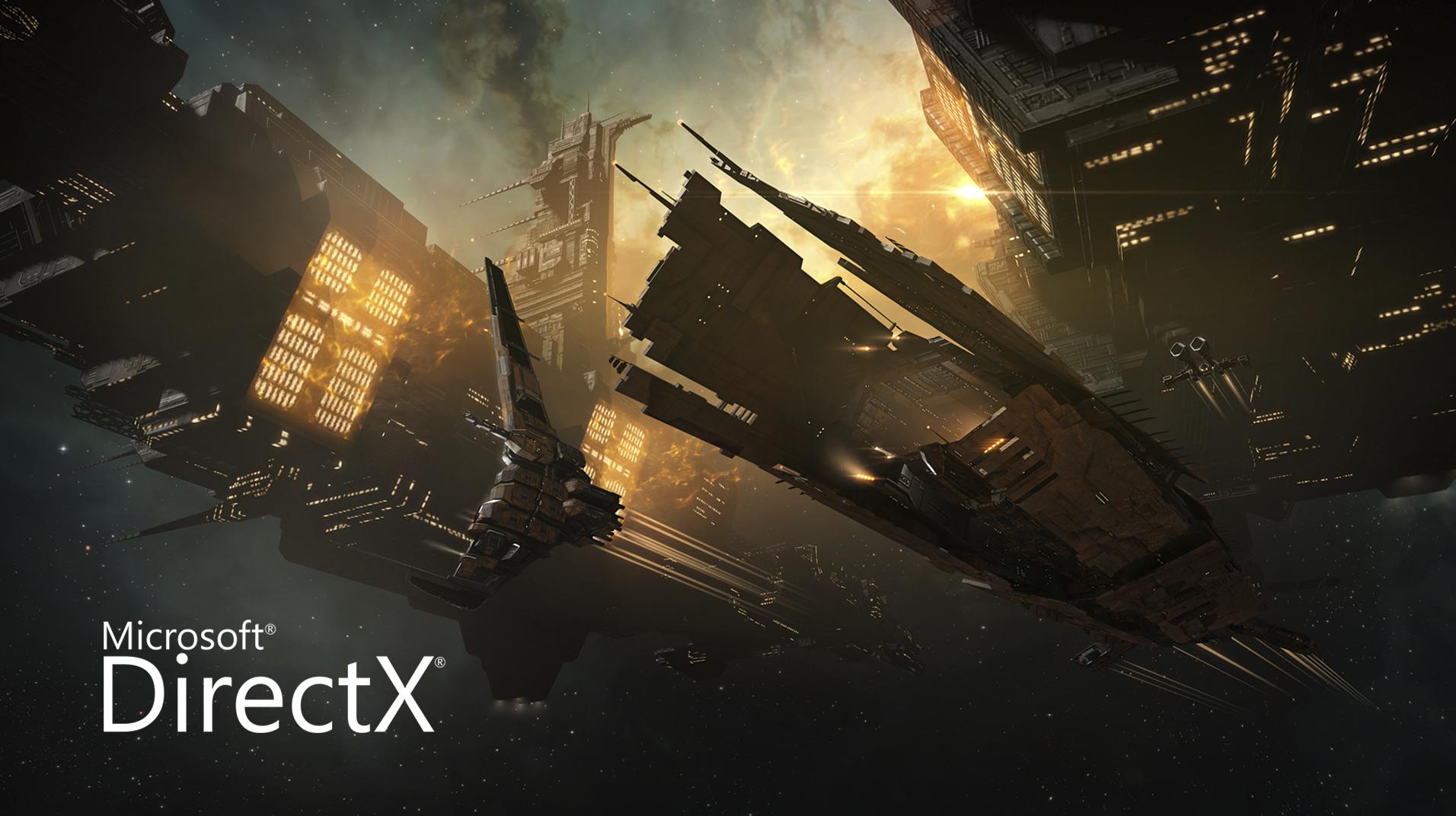 Dev Blog: EVE 64-bit & DirectX 12