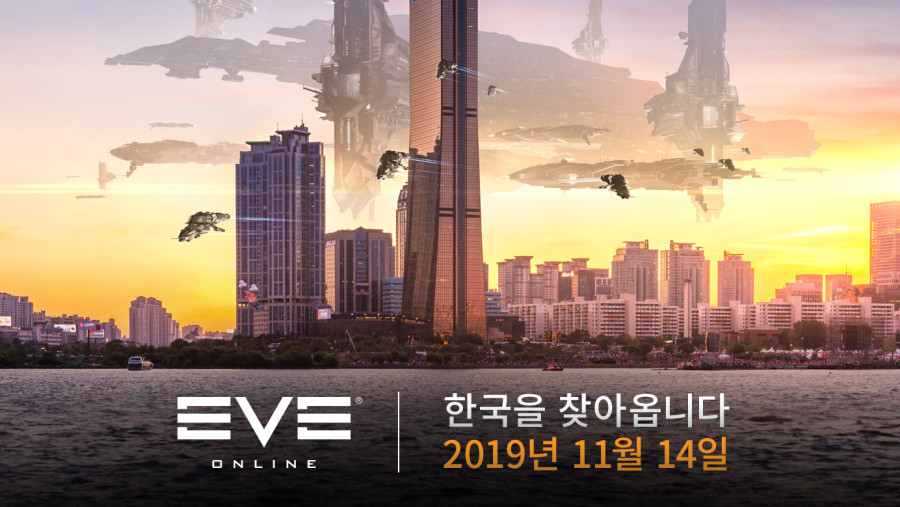EVE Online is coming to Korea