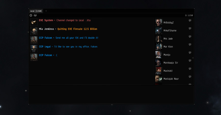 New Chat Backend Coming With The March Release Eve Online