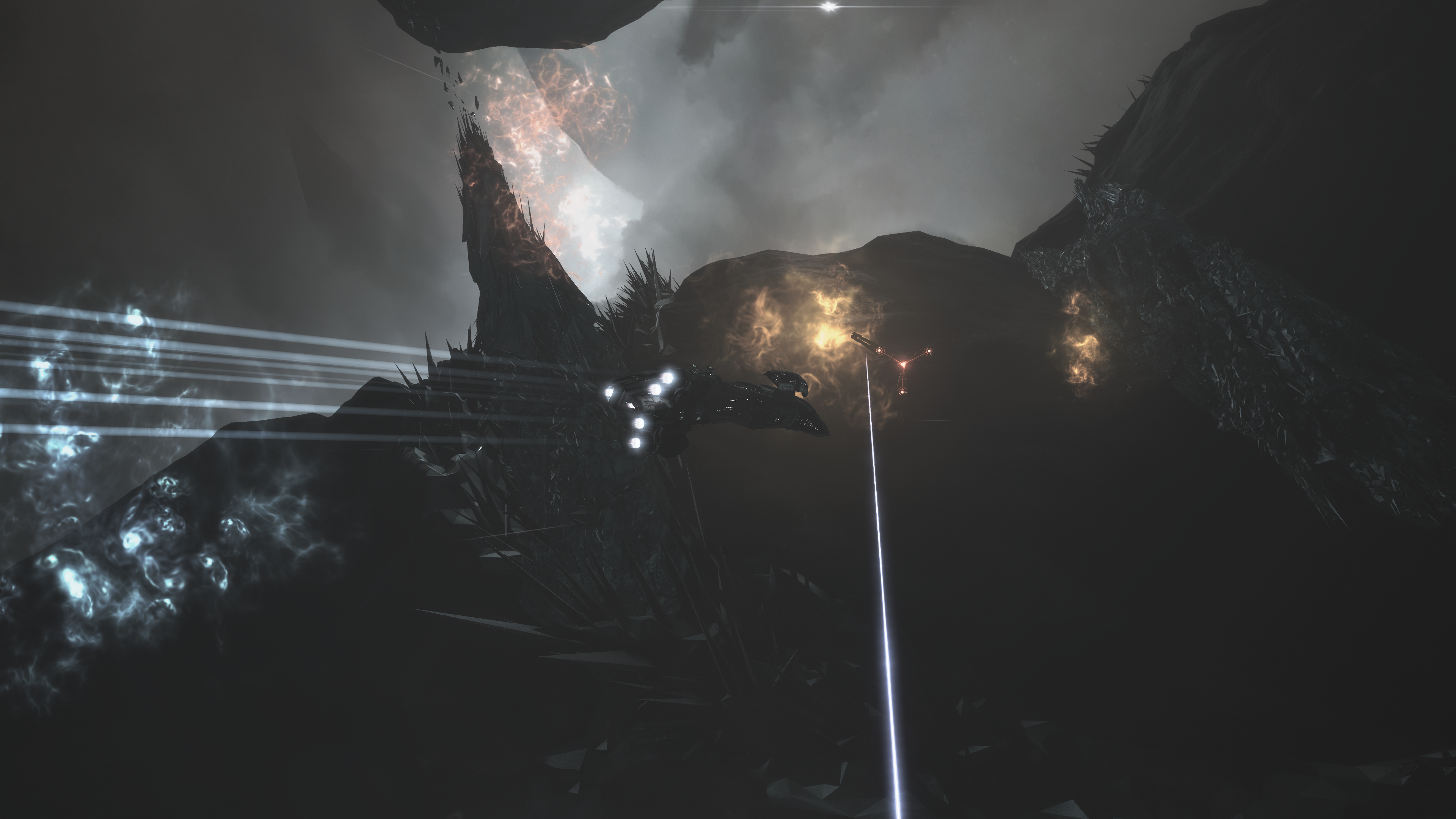 Abyssal Deadspace - What Lies Beyond The Filament | EVE Online