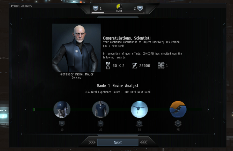 Encouraging Signals – A Project Discovery Update | EVE Online