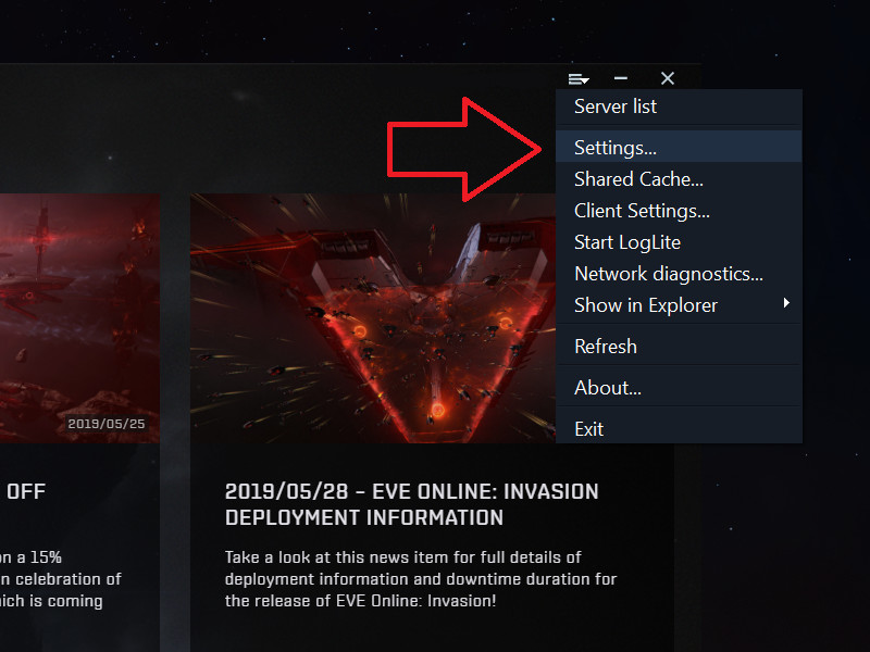 The EVE Online 64-Bit Open Beta Is Now Live! | EVE Online