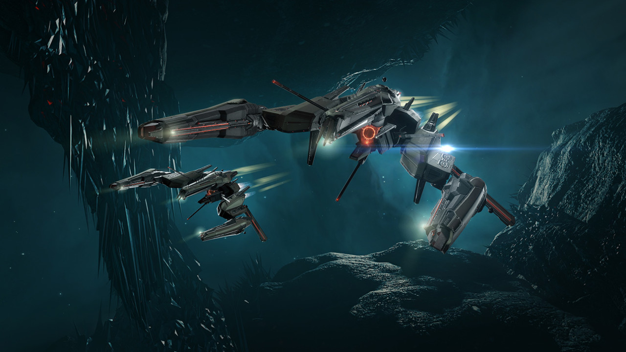 Surviving the Abyss Together - Abyssal Deadspace Co-op Ship