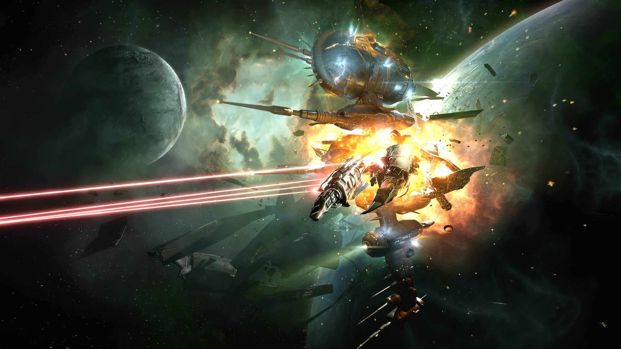 EVE Online — Изменение фракционных войн, ивенты для лоу-сек систем и появление спасательного отсека