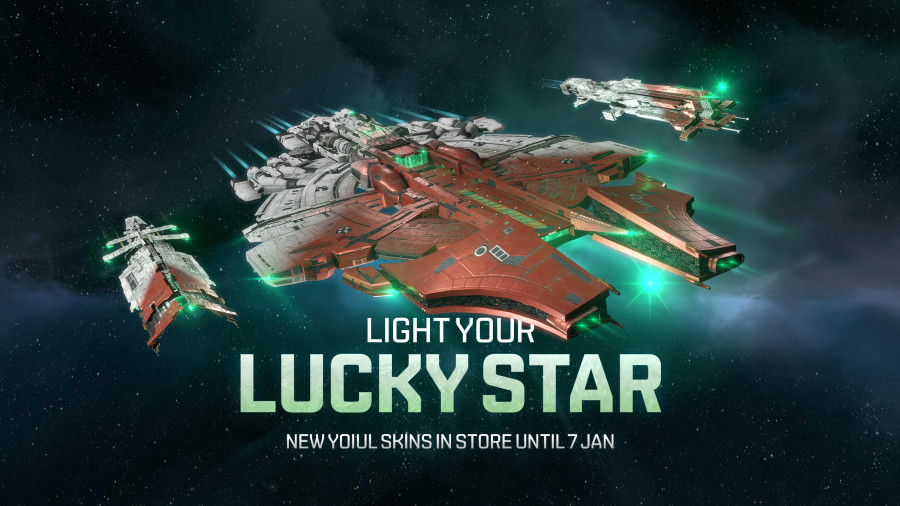 Eve Online Christmas 2020 New Yoiul SKINs available until 7 January | EVE Online