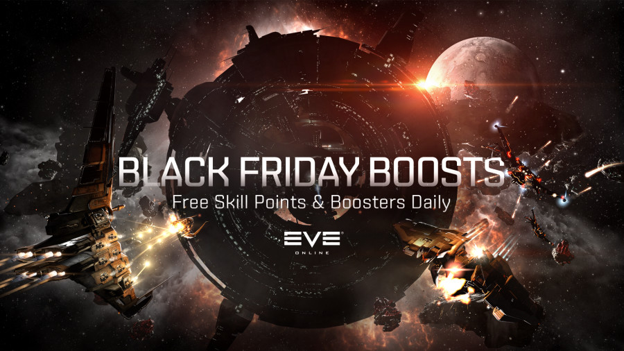 Get The Black Friday Boost Eve Online