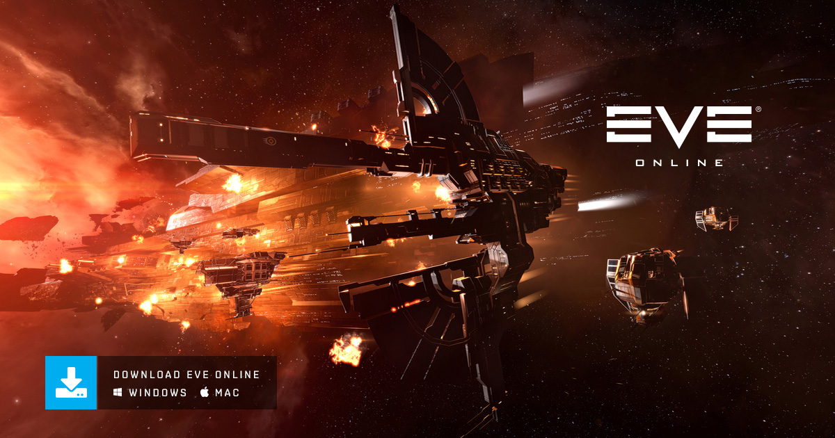 Download the free EVE Online client (launcher) for Windows
