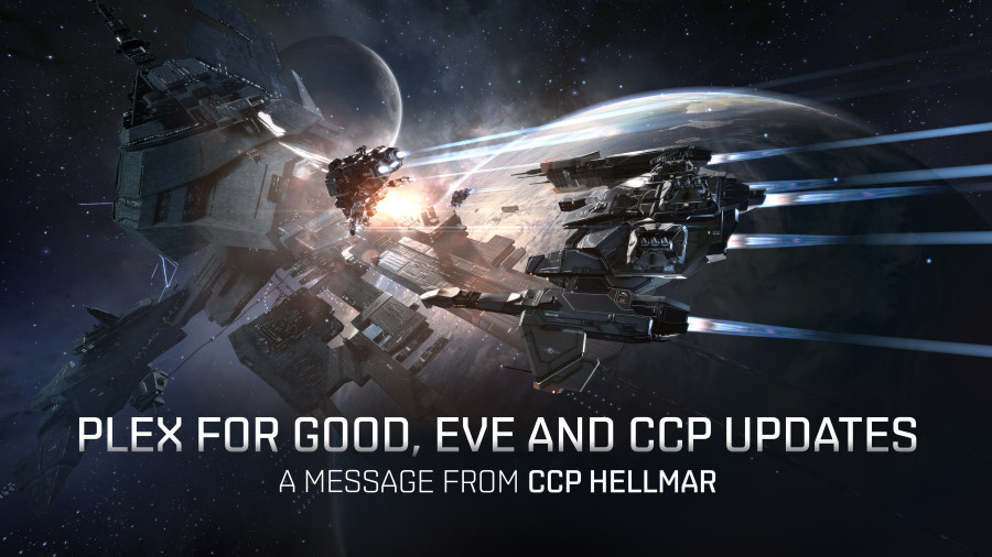 Plex For Good Eve And Ccp Updates