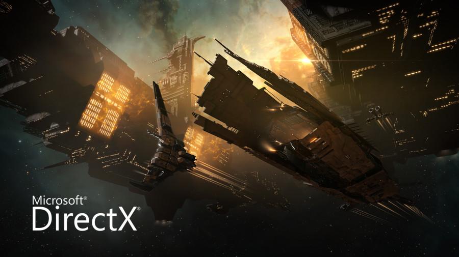EVE 64-bit & DirectX 12   EVE Online