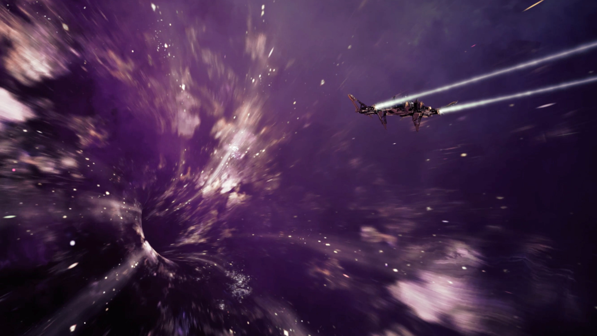 what the heck is a wormhole anyway eve valkyrie warzone