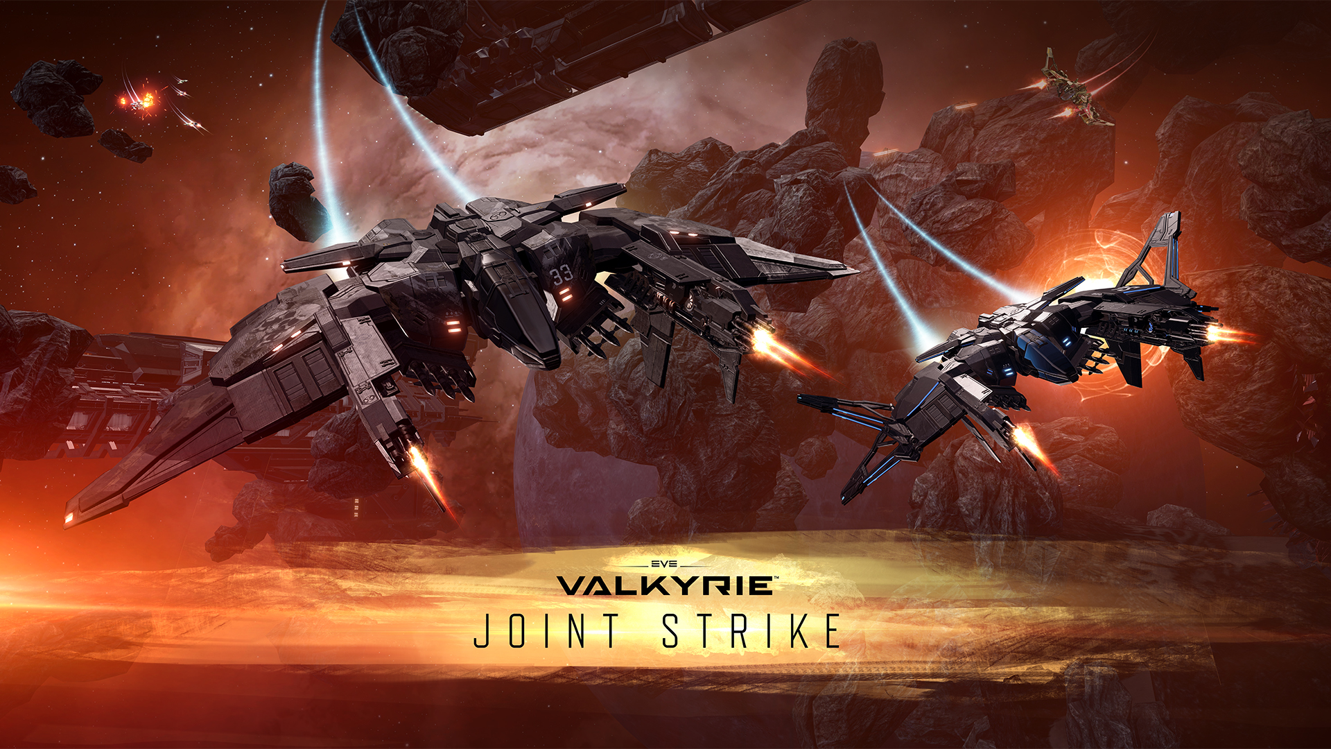 Updates & Patches - EVE: Valkyrie - Warzone