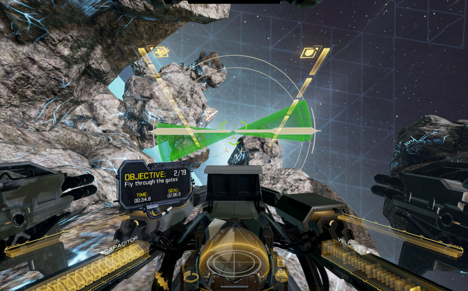 Guide to Single and Multi-player Modes - EVE: Valkyrie - Warzone