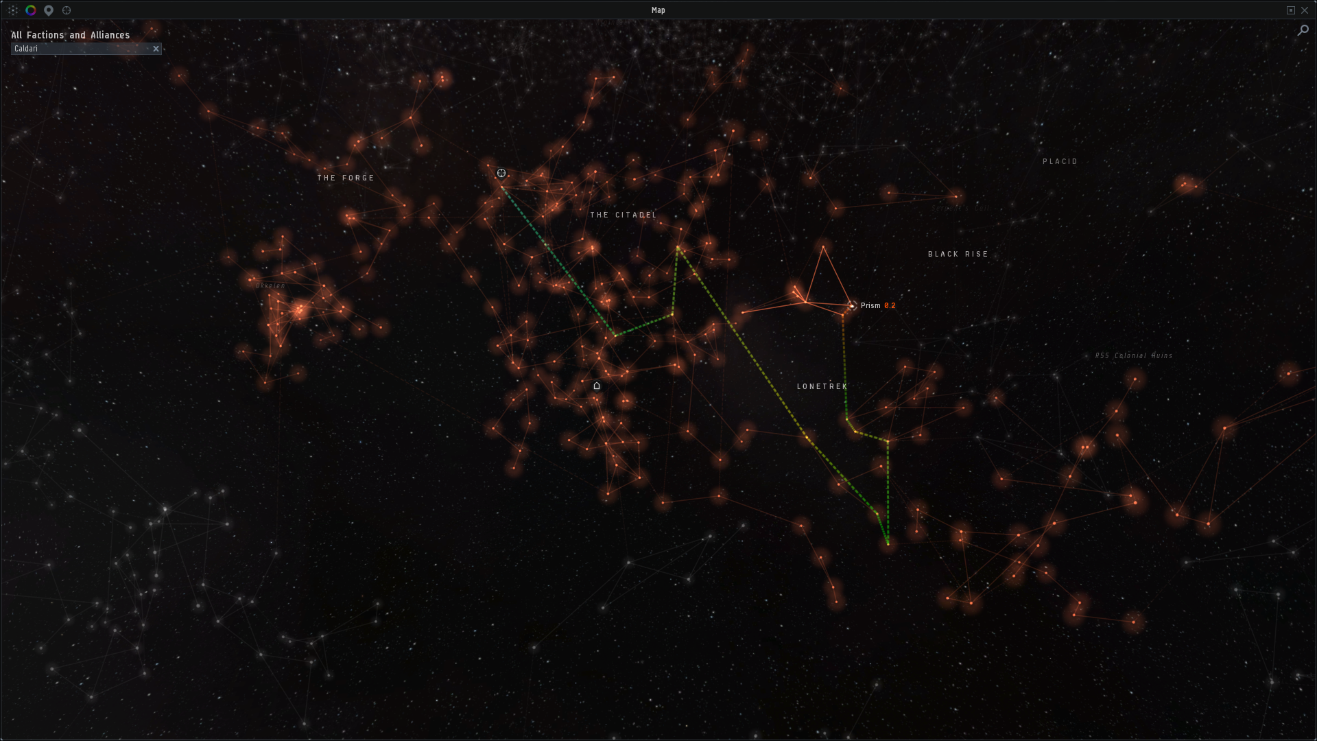 3d Starmap Eve Updates