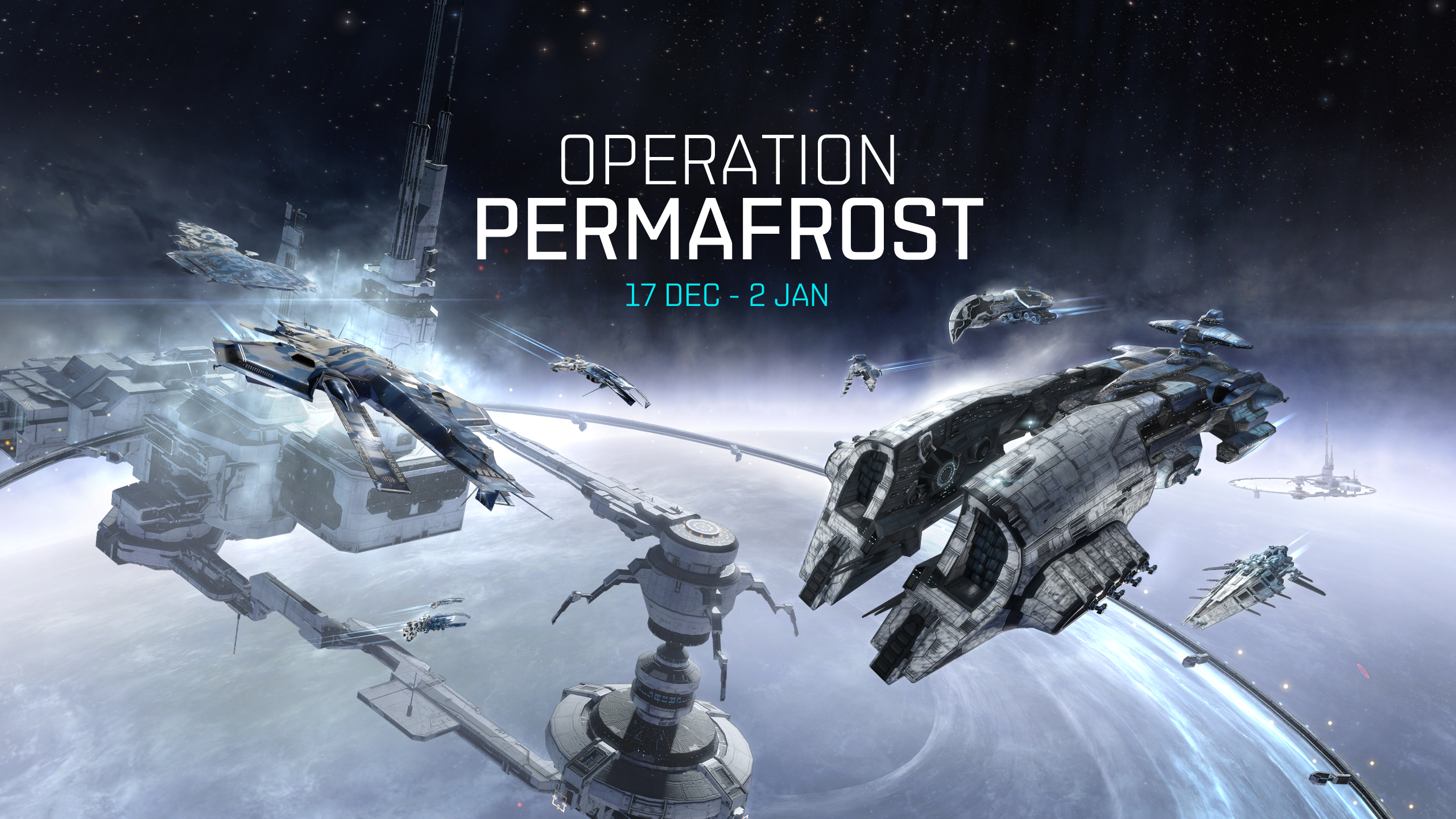 Operation Permafrost - EVE Updates