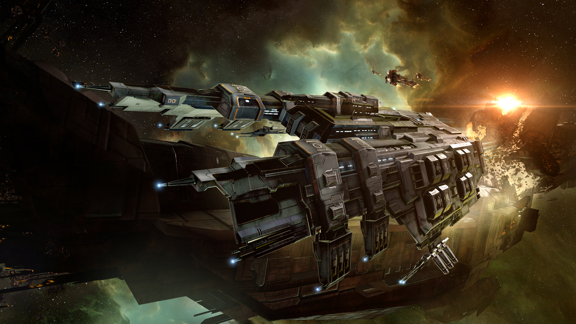 Battlecruiser Rebalancing Eve Updates