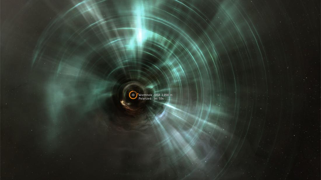 Wormhole Polarization Timer - EVE Updates
