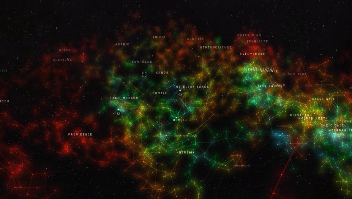 Ui Ux Improvements New Map Eve Updates